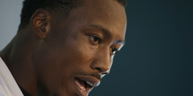 Brandon Marshall: The Way We Talk About Mental Health is Crazy