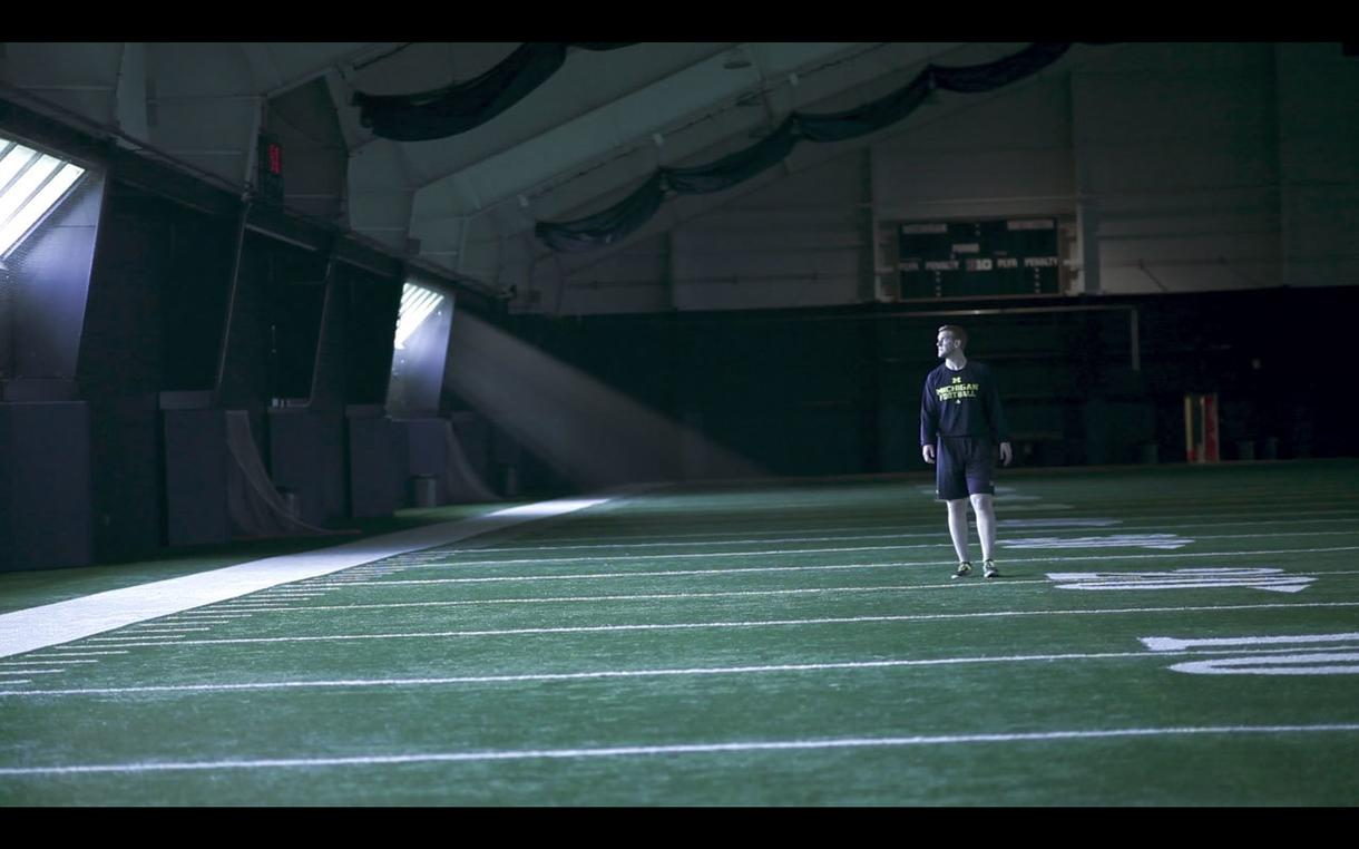 Vice Sports: Inside U-M's New Approach to Mental Health for Athletes