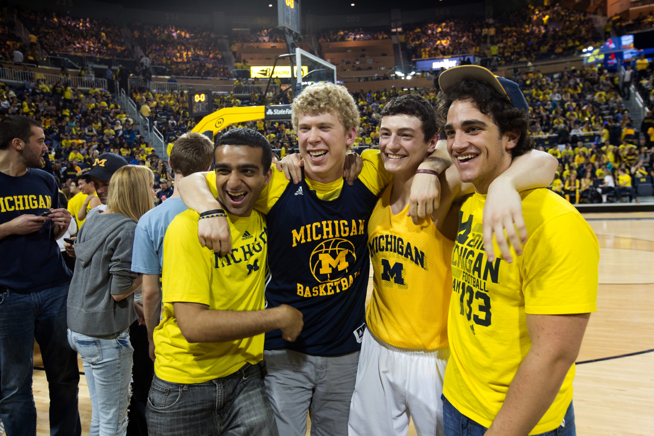 U-M rolls out pilot program to offer mental health support to student-athletes