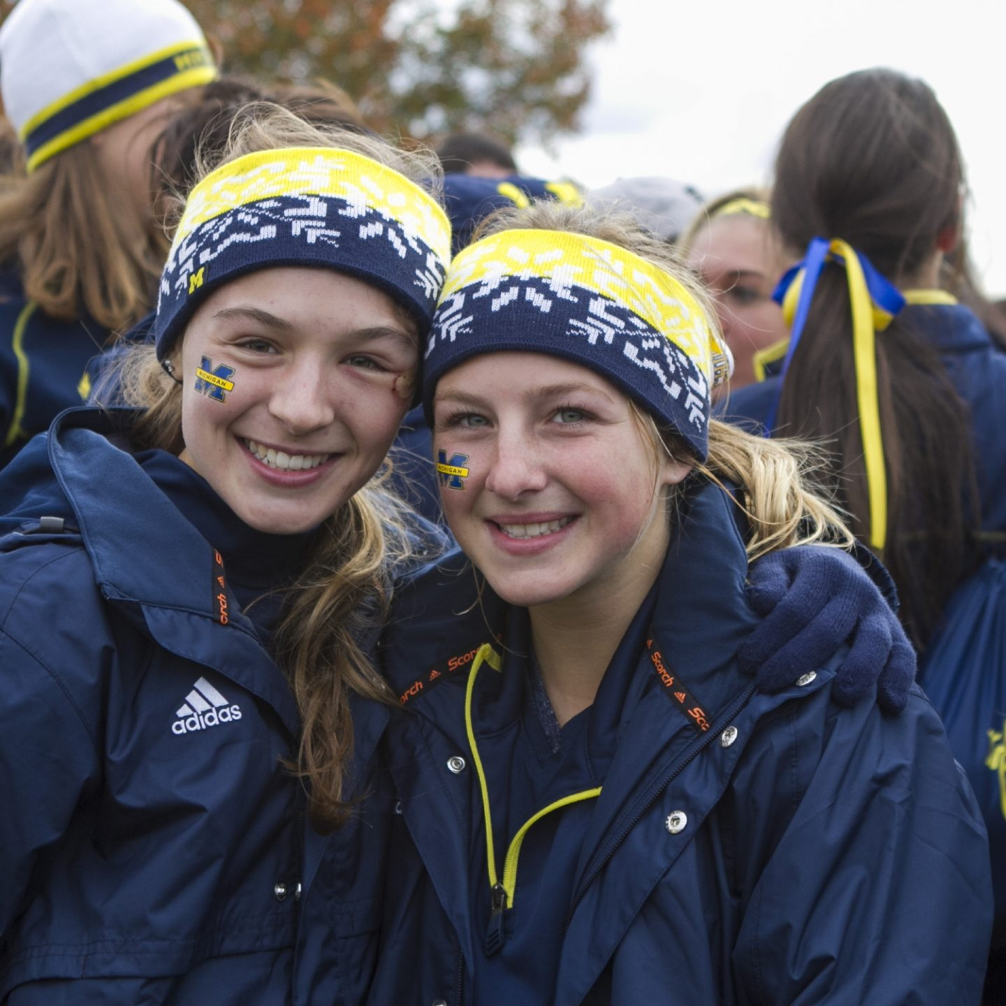 Project to promote mental health featuring former U-M athletes resonates with many students