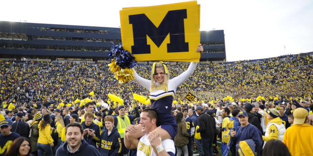 How The University Of Michigan Is Bringing Mental Health Care To Its Student Athletes