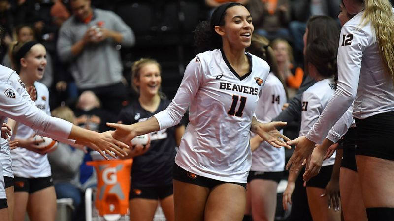 ESPNW: After Hurting Herself, Oregon State's Lanesha Reagan Asks Fellow Student-Athletes to Help Others