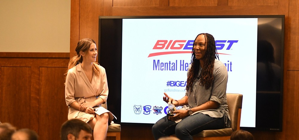Big East Hosts First Mental Health Summit