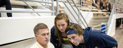 Q&A: U-M Diving Coach Mike Hilde