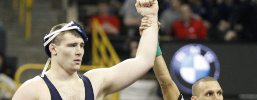 U-M Wrestler Coon Featured in Video About Injury, Mental Health