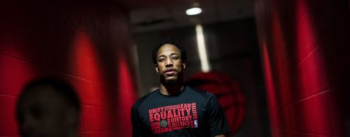 Toronto Star: DeRozan Hopes Honest Talk on Depression Helps Others