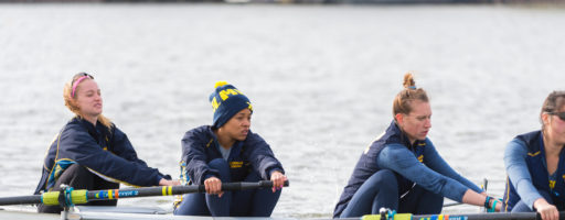 U-M Rowing's Arielle Sanders Shares Her Story About Career-Ending Injury and Mental Health