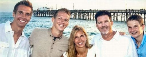 ESPN: A football family and a sportswriter, bound by grief