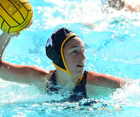 Sports Gazette: Water Polo's Maddy Johnston Plays as an Outlet from Depression, Dysnomia