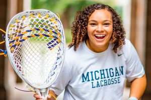 US Lacrosse: Renaissance Woman: Dropping Beats, Erasing Stigmas with Michigan's Shane