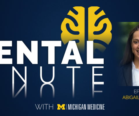 Eiler Makes Guest Appearance on The Mental Minute Podcast