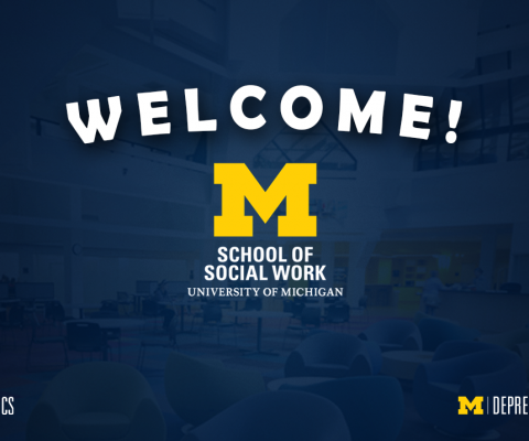 Athletes Connected Welcomes U-M School of Social Work